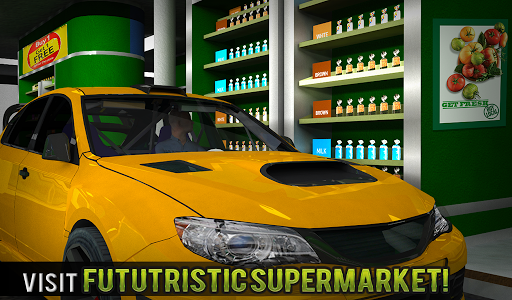 Drive Thru Supermarket 3D Sim 1.7 screenshots 15