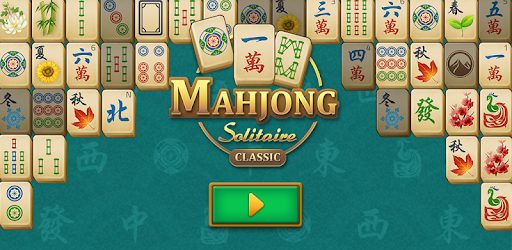 Mahjong Solitaire: Classic game (apk) free download for Android/PC/Windows screenshot