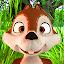 دانلود Talking James Squirrel - Virtual Pet اندروید