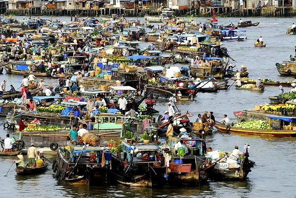 Chợ Nổi Cái Răng - Cần Thơ.png