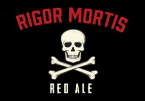 Logo of Vernal Rigor Mortis Red Ale