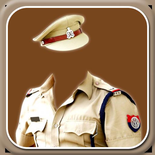 警方套裝相框 生活 App LOGO-硬是要APP