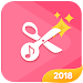 Audio MP3 Cutter - Converter, Merger and Ringtone icon