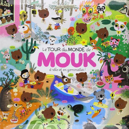 MOUK,Sélection jeunesse de Clémentine Galey, fondatrice du podcast Bliss Stories