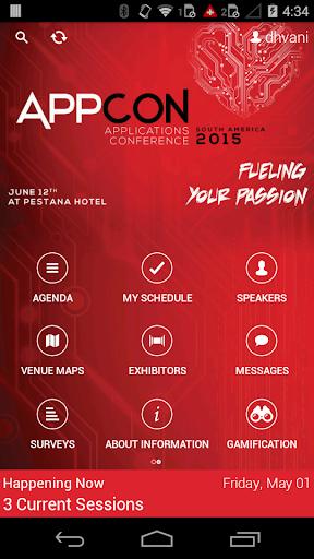 AppCon SA 2015