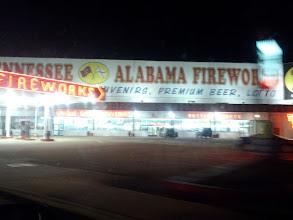 Photo: Tennessee folk like their fireworks!