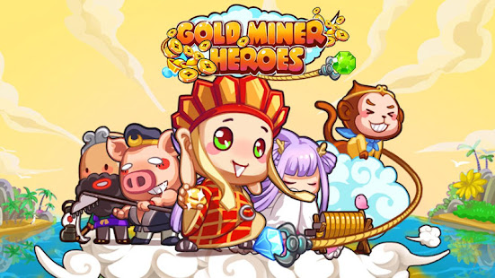 Game Gold Miner Heroes APK for Windows Phone