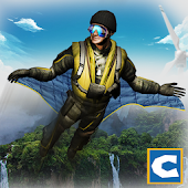 Flying WingSuit Simulator
