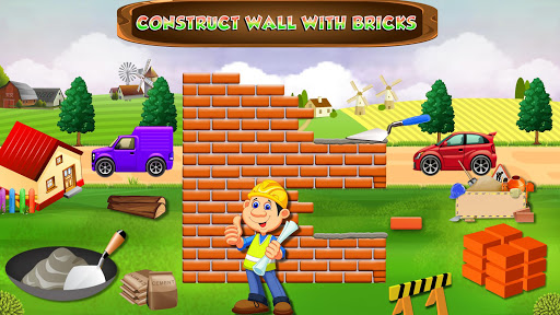 Pink House Construction: Home Builder Games 1.2 screenshots 8