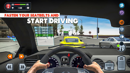 Car Driving School Simulator  screenshots 17