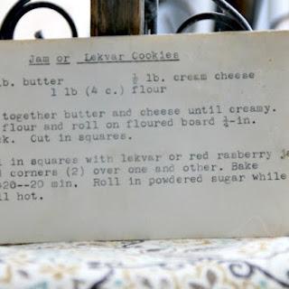 Lekvar Desserts Recipes.