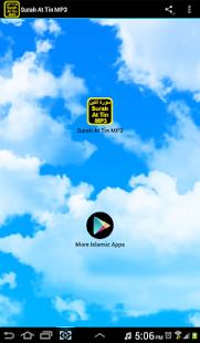 Surah At Tin MP3 - náhled