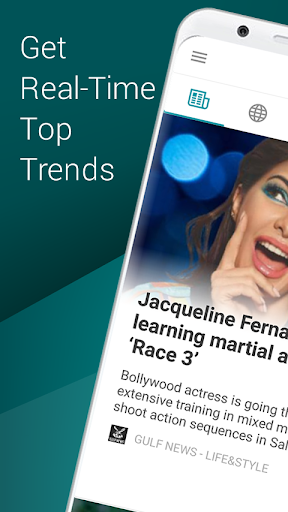 Sila: Trending, Personalized & Social Content  screenshots 1