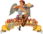 Logo for Woody's at City Market