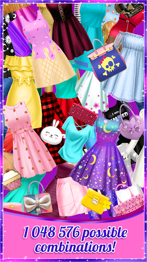 Trendy Fashion Styles Dress Up 1.3.2 screenshots 4