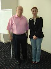 Photo: Lic. Tania Leyva, Coordinadora de Organización de Grupo Lala