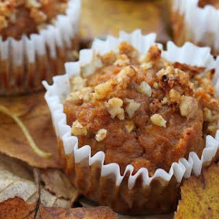 Pumpkin-Apple Pie Muffins.