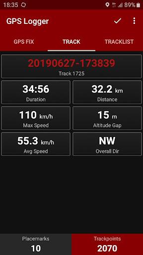 GPS Logger 2.2.5 screenshots 3