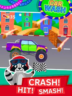 car wash games kids free screenshot thumbnail