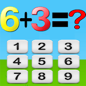Basic Math Sum - Learning app