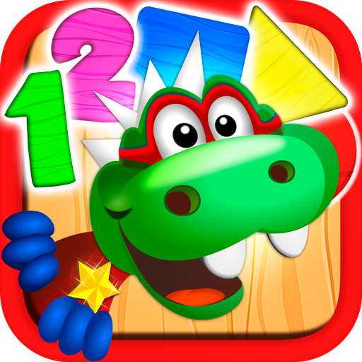 Dino Tim: Preschool Basic Math app for Android