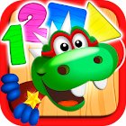 Dino Tim: Preschool Matematik Asas icon
