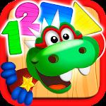 Dino Tim: Preschool Basic Math Icon