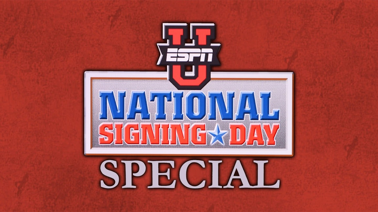 Watch ESPNU Signing Day Special live