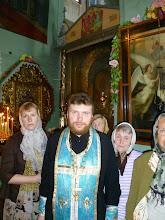 Photo: у Старорусской иконы Божией Матери (Георгиевская церковь)