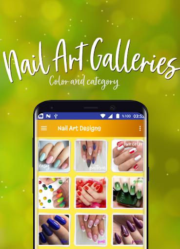 400+ New Nail Art Designs 1.3 screenshots 2