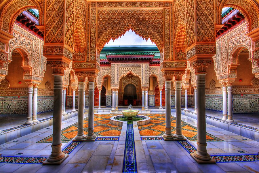 Moroccan Palace by Sham Osman - Buildings & Architecture Public & Historical
