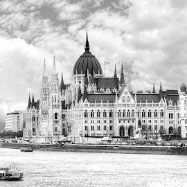 by Manuela Dedić - Black & White Buildings & Architecture