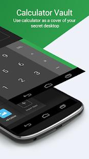 [Calculator Vault-App Hider] Screenshot 2
