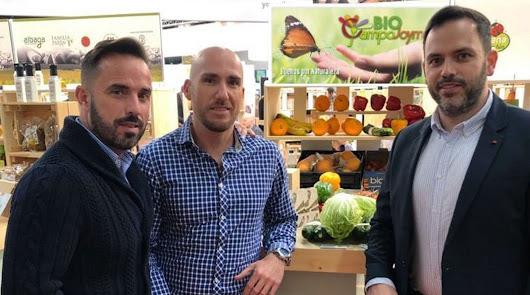Bio Campojoyma lleva su liderazgo eco a Biofach
