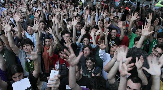 15-M: Los recuerdos en Almería de hace cinco años