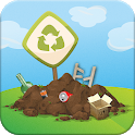Trash game icon