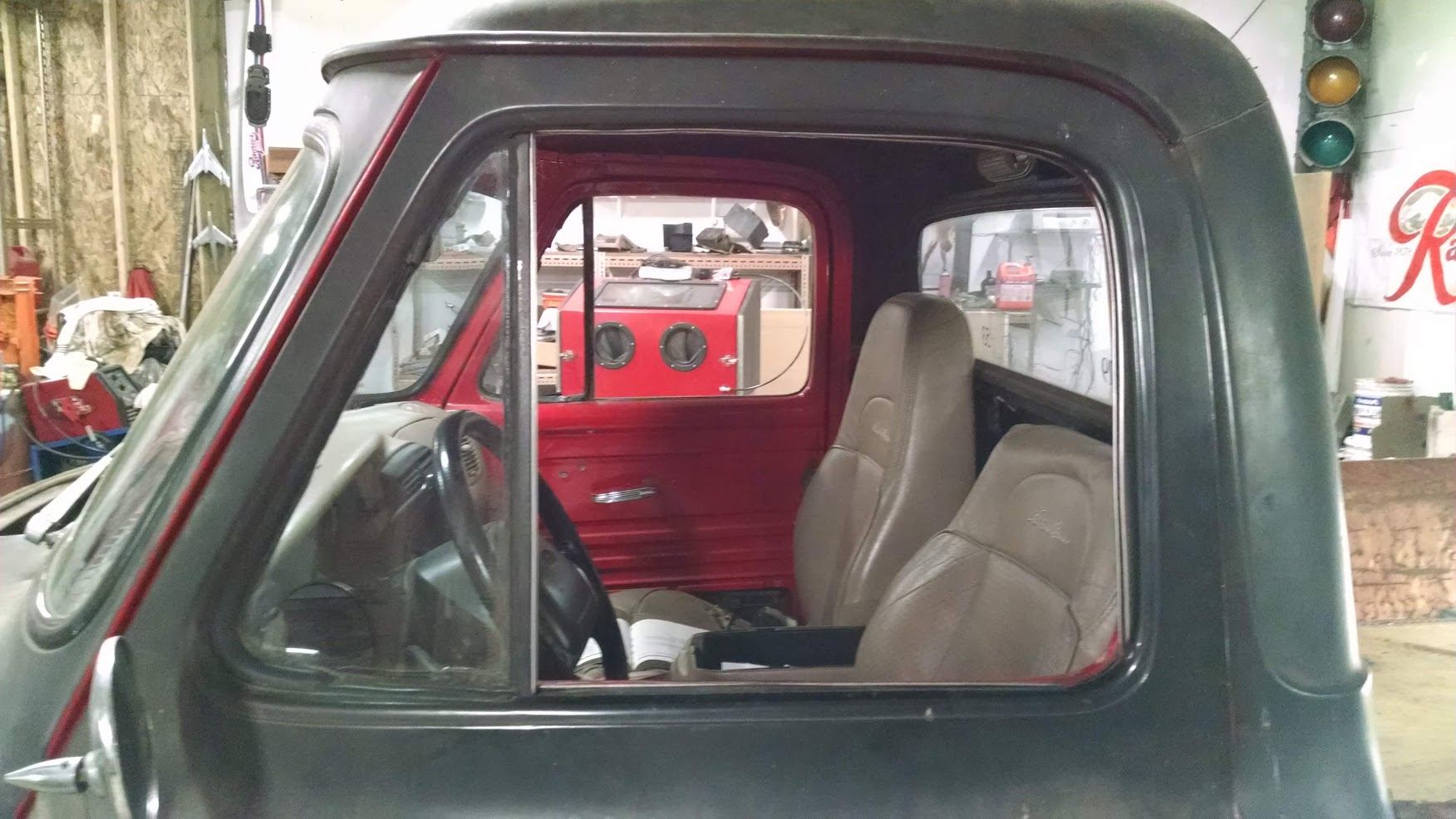 Another F100 Body Swap Ford Explorer And Ranger Forums Expedition Eddie Bauer Need Rear Seat Entertainment Wiring Img