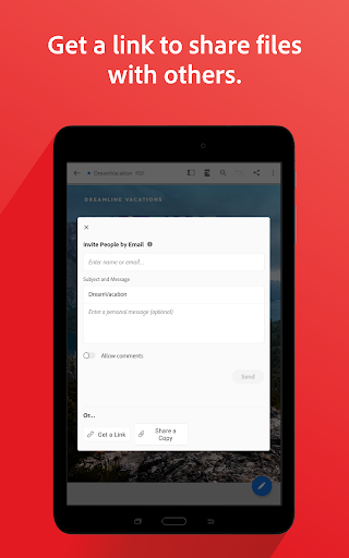 Adobe Acrobat Reader: PDF Viewer, Editor & Creator 20.0.1.11139 Apk for Android 20