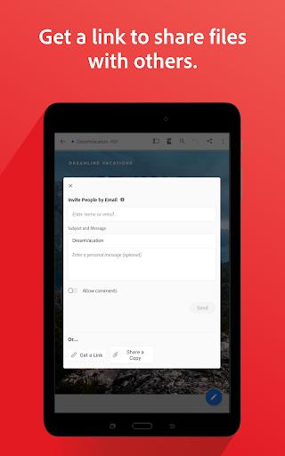 Adobe Acrobat Reader: PDF Viewer, Editor & Creator screenshot 20