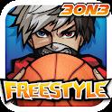 3on3 Freestyle Basketball icon