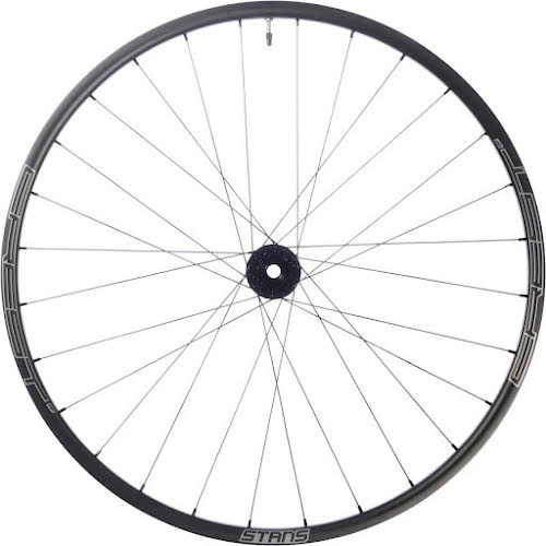 "Stans No Tubes Crest CB7 Carbon 29"" Front Wheel - 6-Bolt Disc"