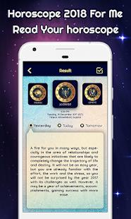 Horoscope 2018 For Me : Palm , Tarrot Read - náhled