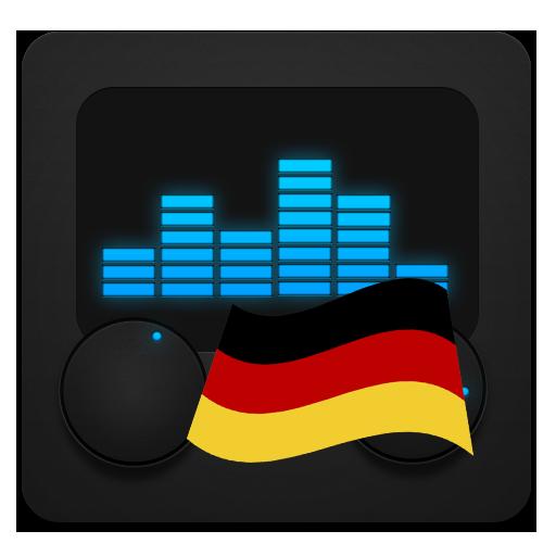 Germany radio Icon
