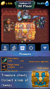 Mine Legend –  Idle Clicker & Tycoon Mining Games 5