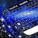 Galaxy Neon Keyboard icon