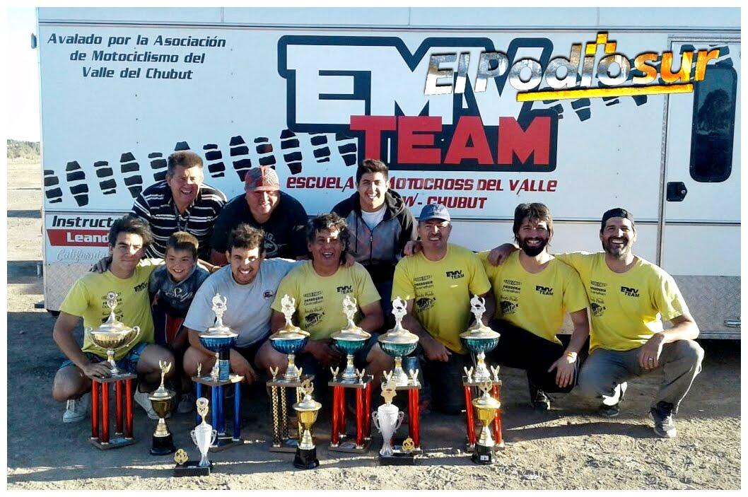 La Escuela del Valle metió tres campeones en Punta Verde