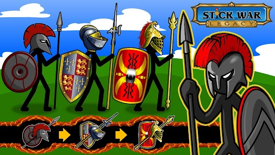 Stick War: Legacy MOD 1.7.04 (Unlimited Money/Gems) Apk 7