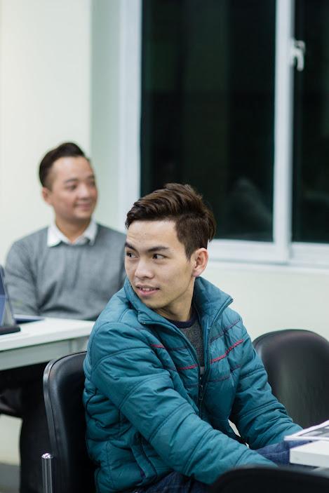 Hình ảnh khoá học Facebook Marketing K37