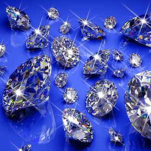 Blue Diamond Wallpaper Free Android Apps On Google Play