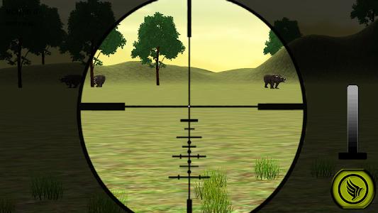 Wild Bear Hunting Sniper 3D screenshot 3